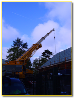Crane Hire in Belfast